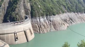 德基水庫水位持續探底  只能再撐23天