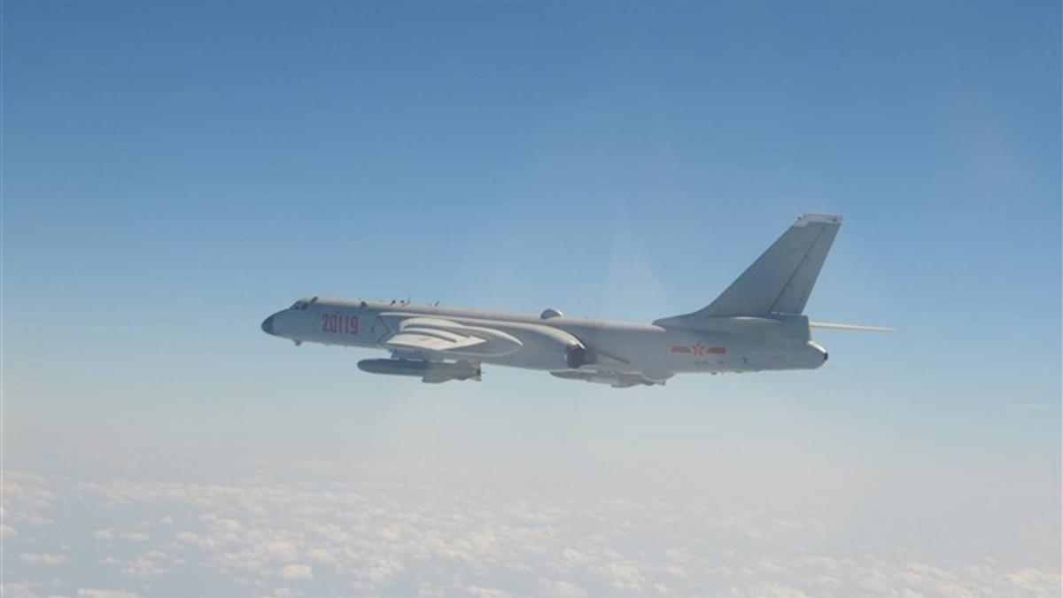 又創新高!25架共機擾台灣西南 空軍急廣播驅離