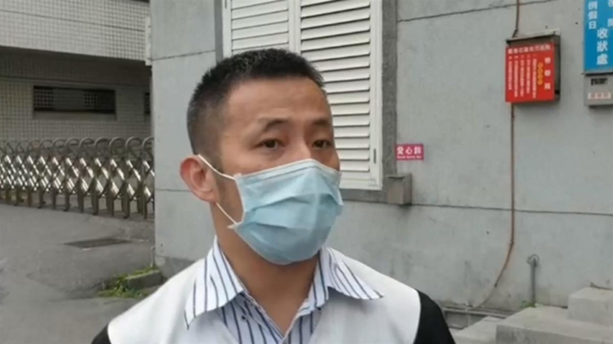 獨/獨訪李義祥義務辯護律師 何俊賢:確實有壓力