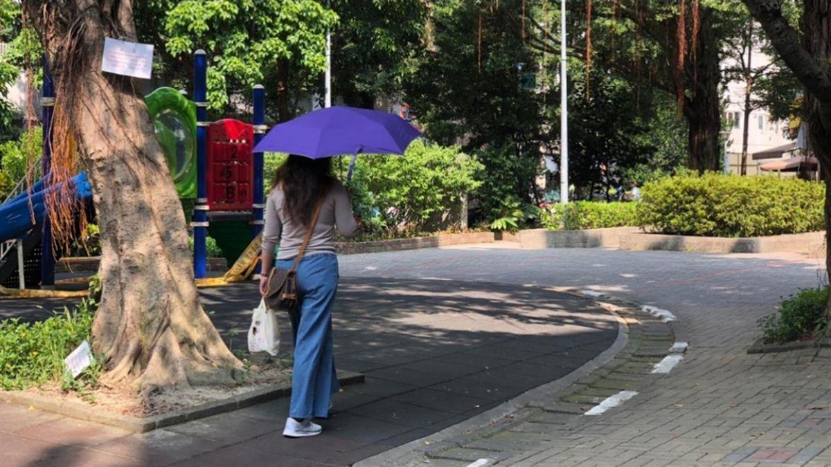 颱風最快周三生成!今高溫飆32度晚變天 明狂降10度