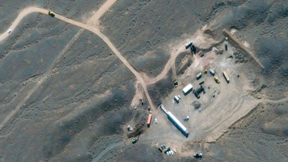 伊朗核電設施出現故障 官員指遭「蓄意破壞」