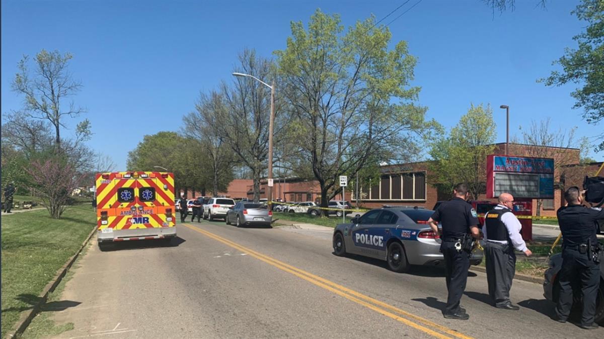 美國田納西州高中發生槍擊 包括警察多人中彈
