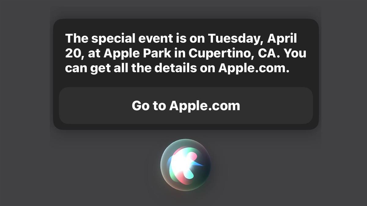 果粉看過來 蘋果春季發布會20日登場