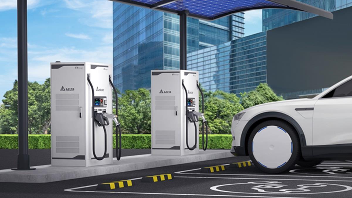 北基攜手台達電啟動全台超快充網路佈局計畫  2025年擴點200座快速充電站