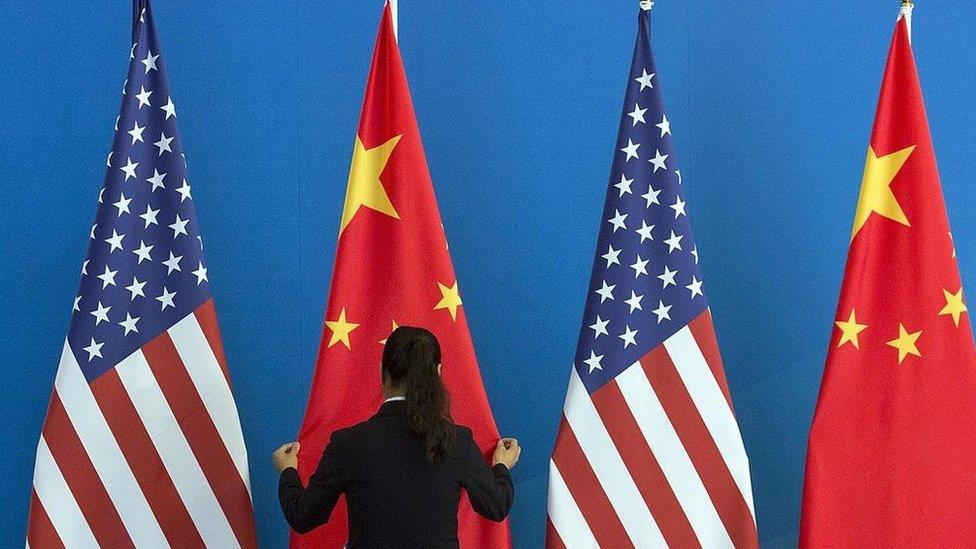 拜登任內美情報機構首份威脅評估報告 中國列首位