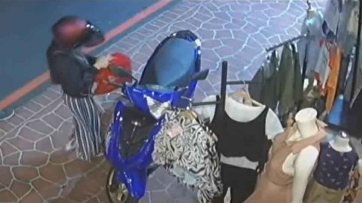 逢甲服飾店遭竊 店家怒嗆嫌:「買二偷二」當跳樓拍賣?