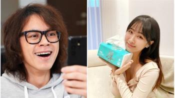 鄧福如爆當小三害流產 HowHow7字曝婚姻現況