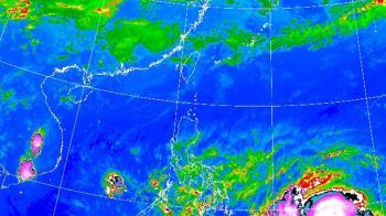 「舒力基」下周直逼強颱 對台灣無任何幫助