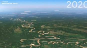 Google Earth推衛星「縮時攝影」 看盡全球36年變化
