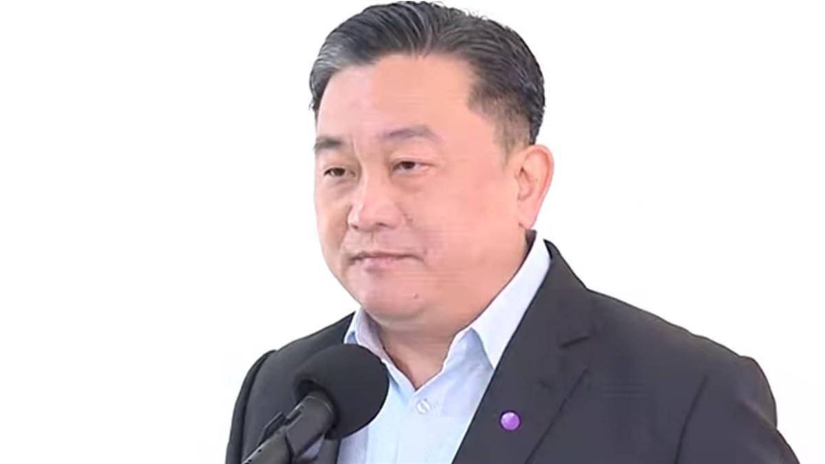 快訊/王定宇台南2服務處遭潑漆 警方循線調查中