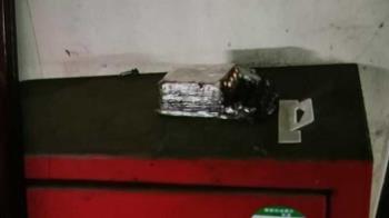西門町地下停車場驚見「33枚子彈」 警封鎖現場