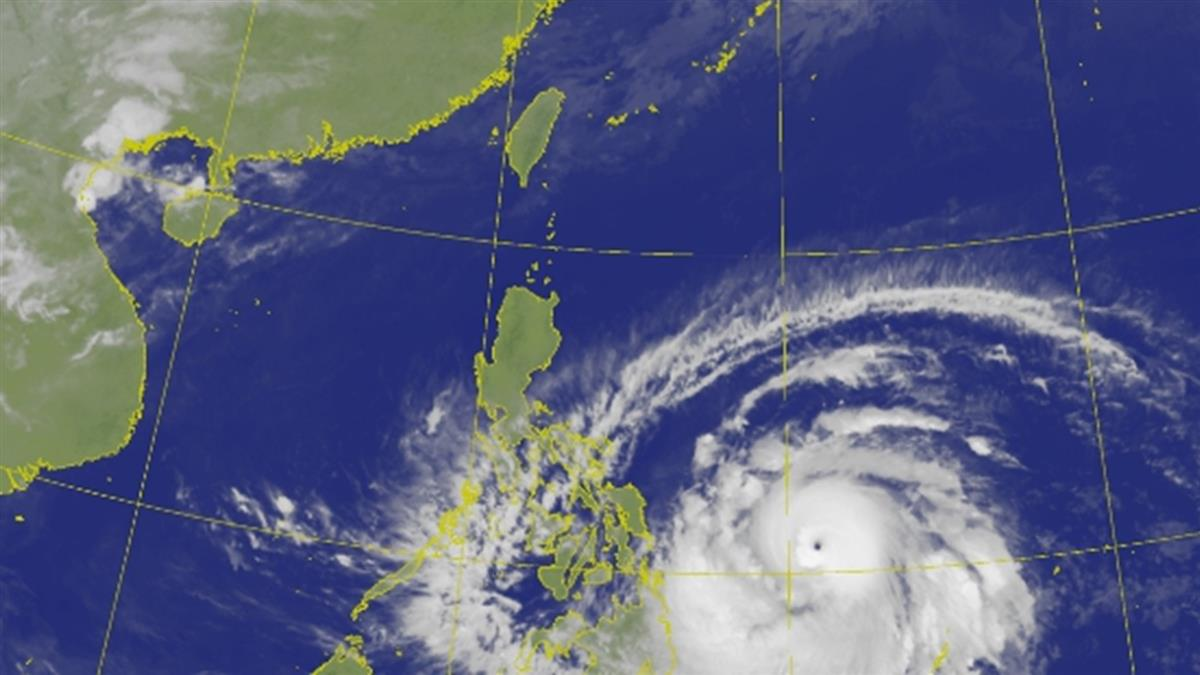 舒力基變胖開眼了!最快今午後成強颱 下周這天最靠近台灣