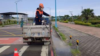 防牛結節疹 環保署動員24處港口航站環境消毒