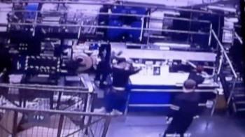 大紀元時報香港印刷廠遭惡意破壞 再引香港出版自由擔憂