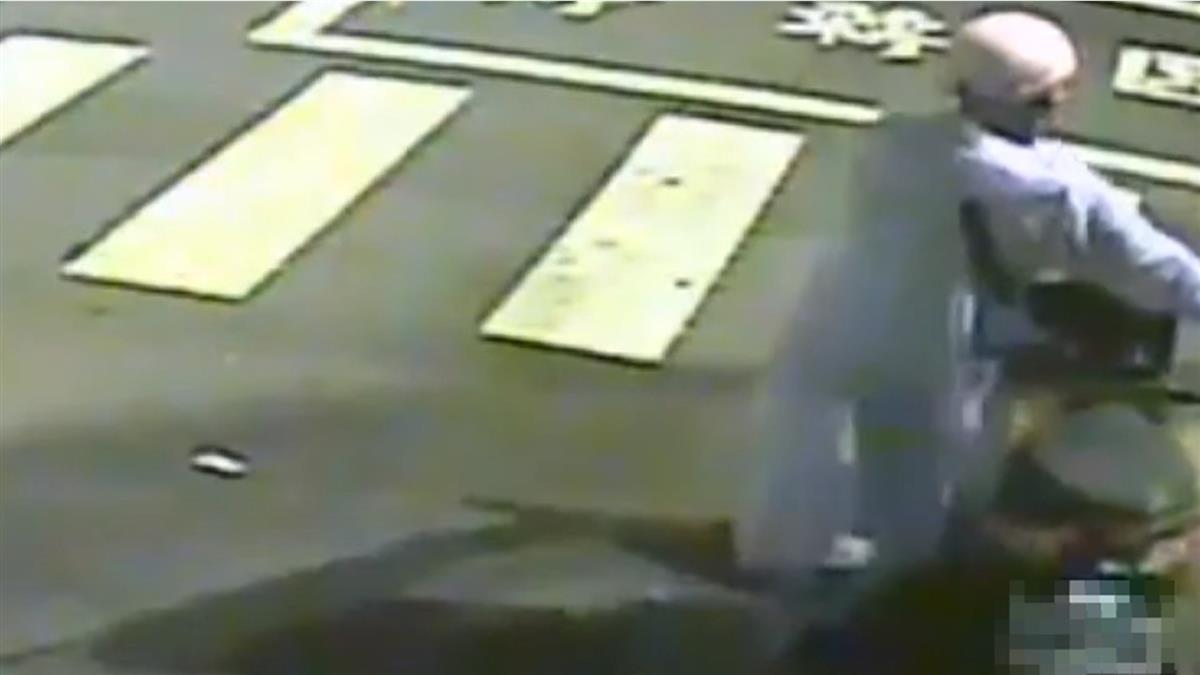 偷機車發不動推300米放棄 笨賊偷竊未遂被逮