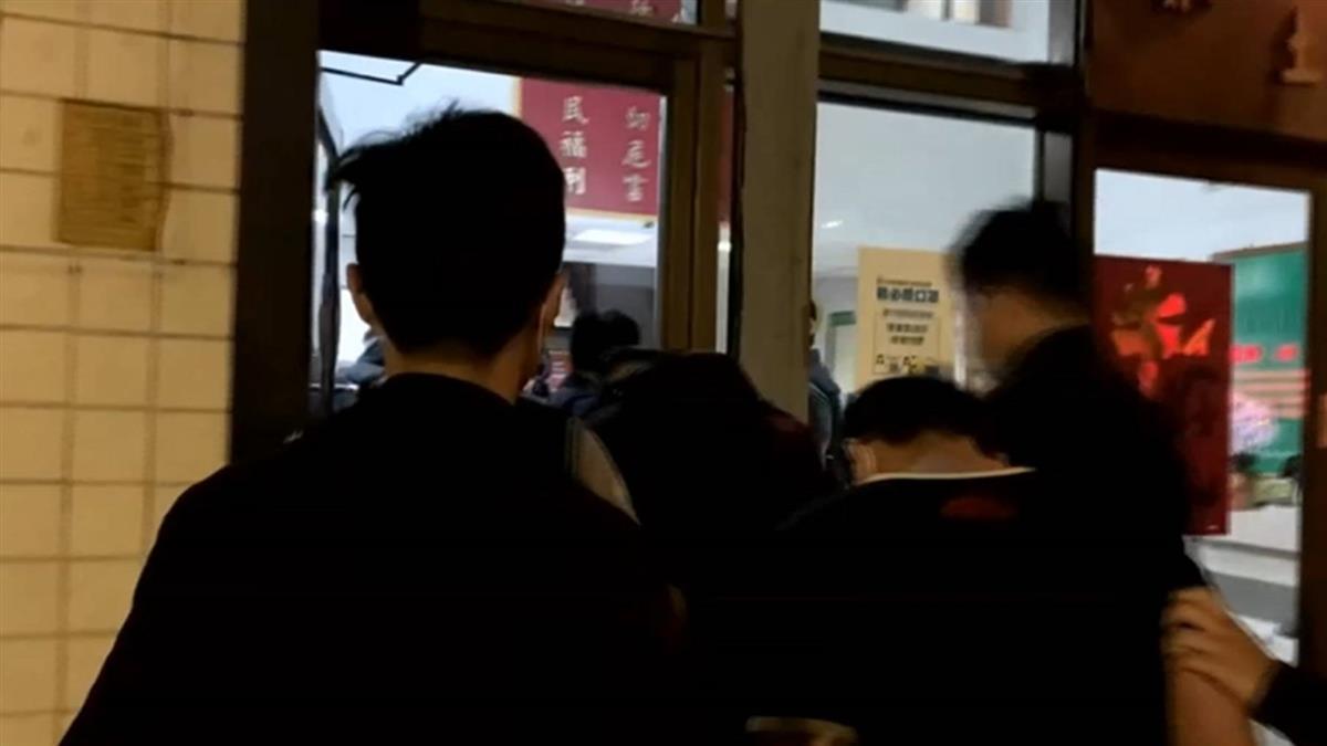 知名鵝肉餐廳前 談判破局爆鬥毆4傷、警逮6人