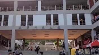獨/東海生「面試日」貼海報秒遭撕 學生批:箝制言論自由