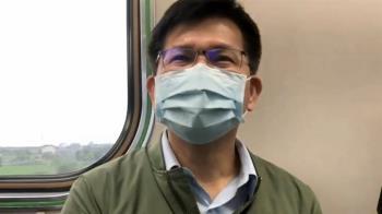 太魯閣號出軌地今晨通車 林佳龍搭首班車視察:安全為使命