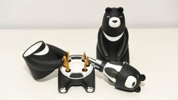 百萬股東最愛!中鋼紀念品送超萌「MIT黑熊工具組」