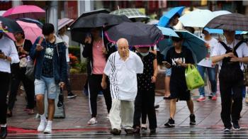 周五起有機會出現「全面雨勢」 專家:可能是4月最多一次