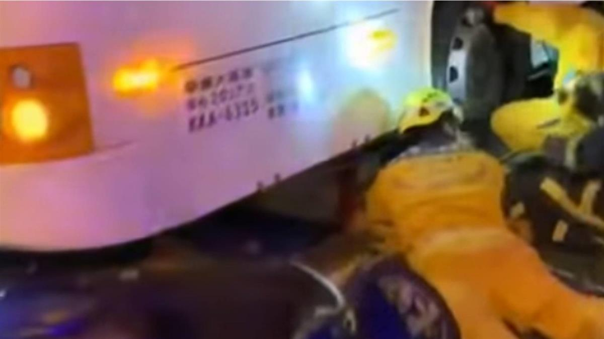 公車司機輾斃騎士判10個月 網嘆:人命只值10個月