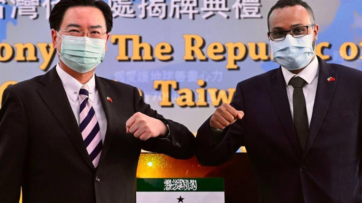 台灣與索馬里蘭:「雙方缺少盟友但擁有彼此」