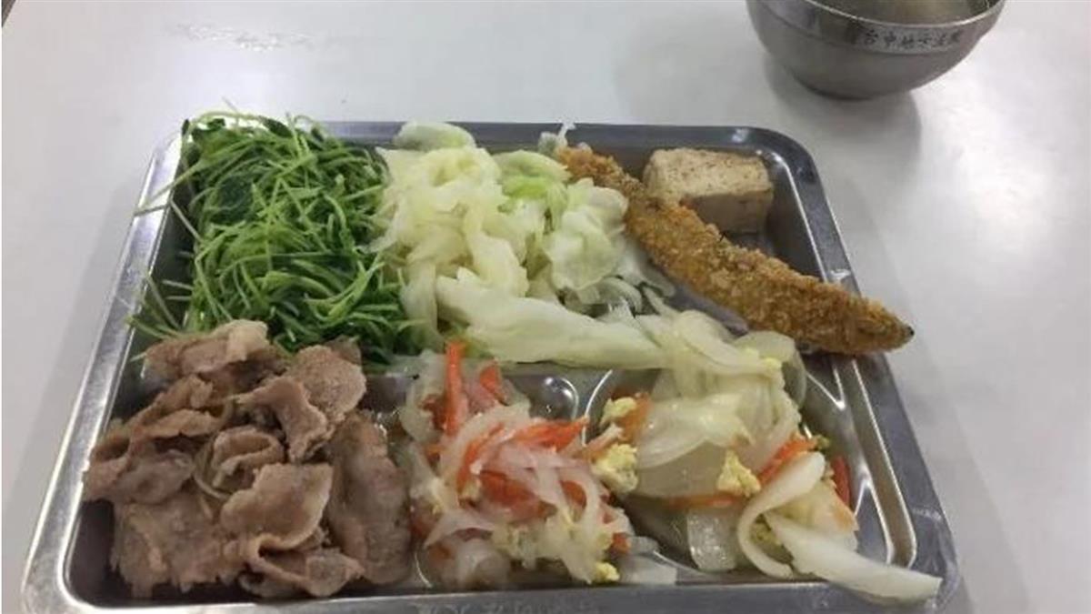法院自助餐「4菜1肉1魚1湯」只要35元 神秘小門路線曝光!