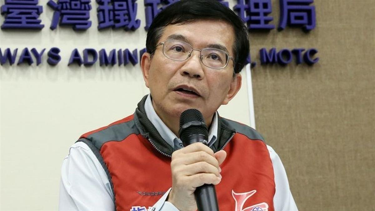王國材接任交通部長 透露將以台鐵改革為優先
