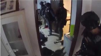 警政署1個月抄「128支槍」 追脈絡清黑幫淨化治安