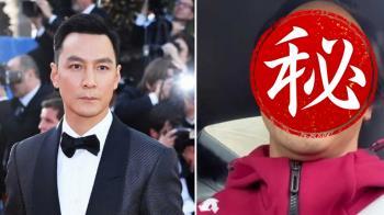 46歲吳彥祖「髮際線大退」 顏值崩塌粉絲全崩潰