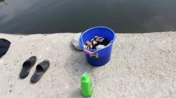 快訊/台中缺水供五停二 男疑到河邊洗澡溺斃