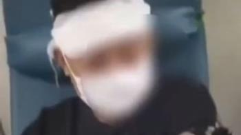 男子家暴反被打到送急診 武打妻:我警告過他了!