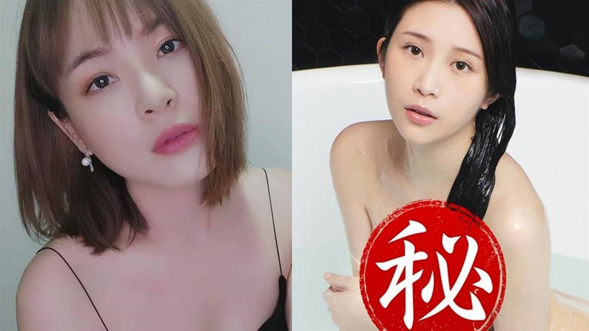 雞排妹辣曬「全裸浴照」蹦雙球 陳沂狠酸:又賣屁股