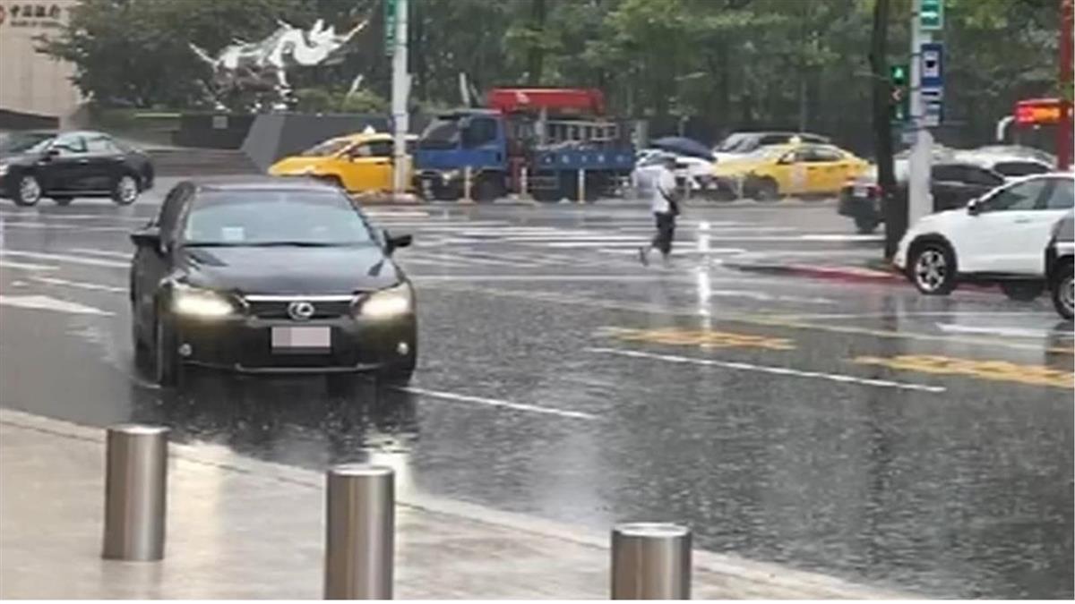 午後雷雨要來了!這3天迎雨彈 降雨熱區出爐