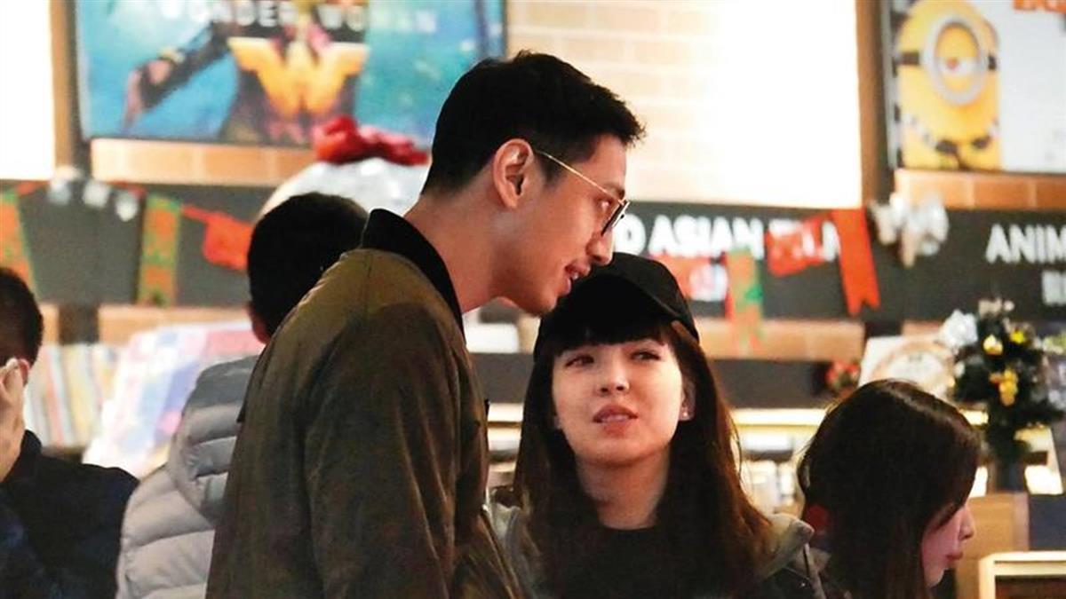 許瑋甯婚變劉又年 閃離後生活中「有新歡」
