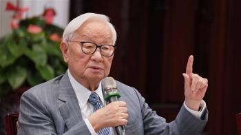 台灣半導體具競爭優勢 張忠謀:大陸落後5年以上