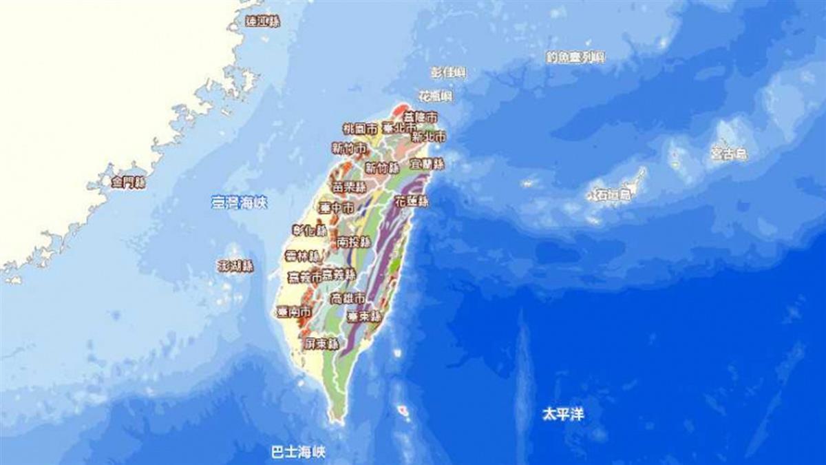 全台11條斷層恐爆發6.5強震 「這縣市」機率高達一半
