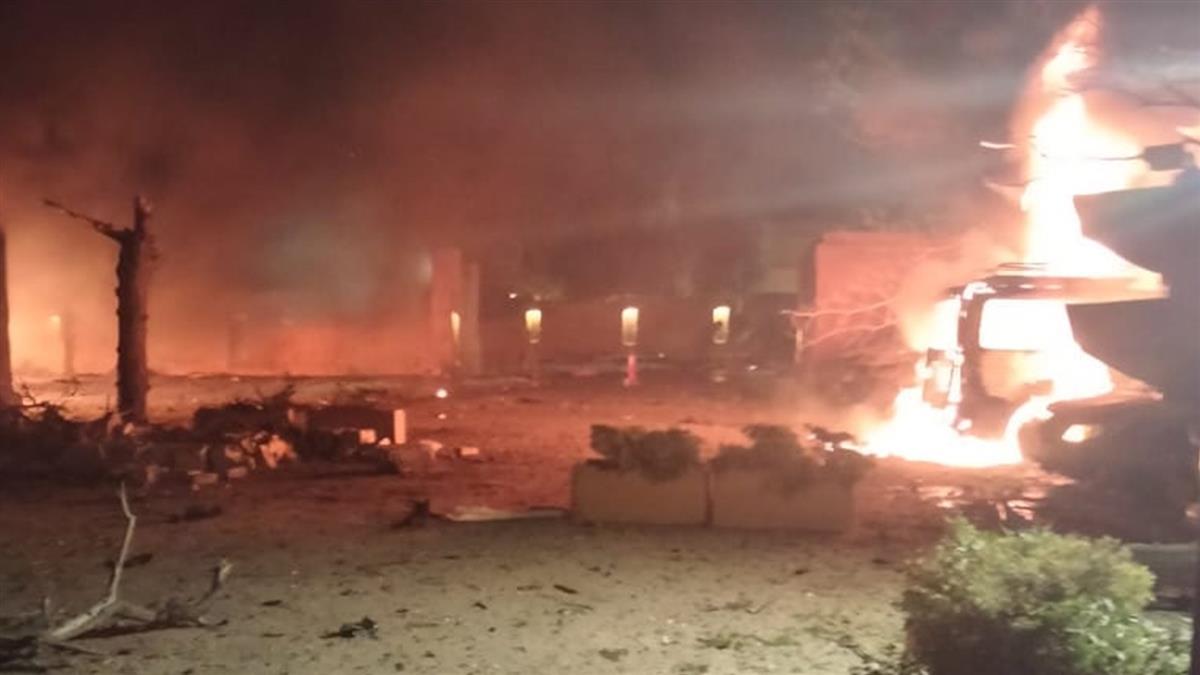 巴基斯坦5星級飯店驚傳炸彈攻擊 釀3死多傷