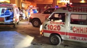 巴基斯坦飯店爆炸案釀4死 中國大使逃過一劫