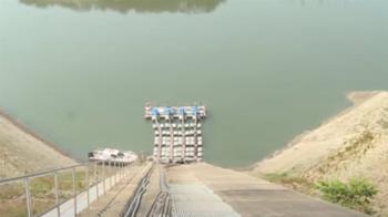 永和山水庫出現「呆水位」需靠抽水機才有水用