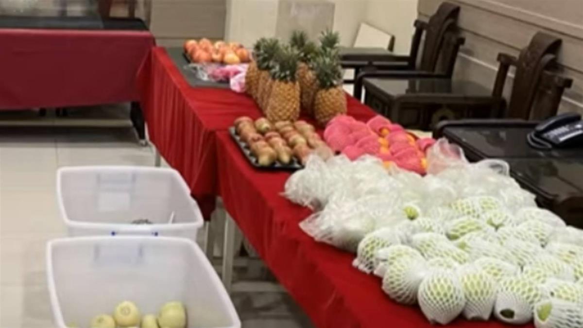 攤商欠款11萬無力繳納 執行署「買爆水果」助過難關