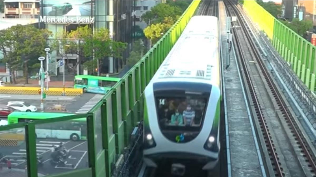 獨/台中捷運試營運滿月 三鐵共構「高鐵台中站」運量最大