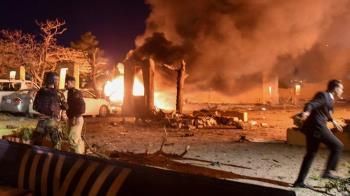 巴基斯坦豪華酒店發生爆炸 中國大陸大使險些遇襲