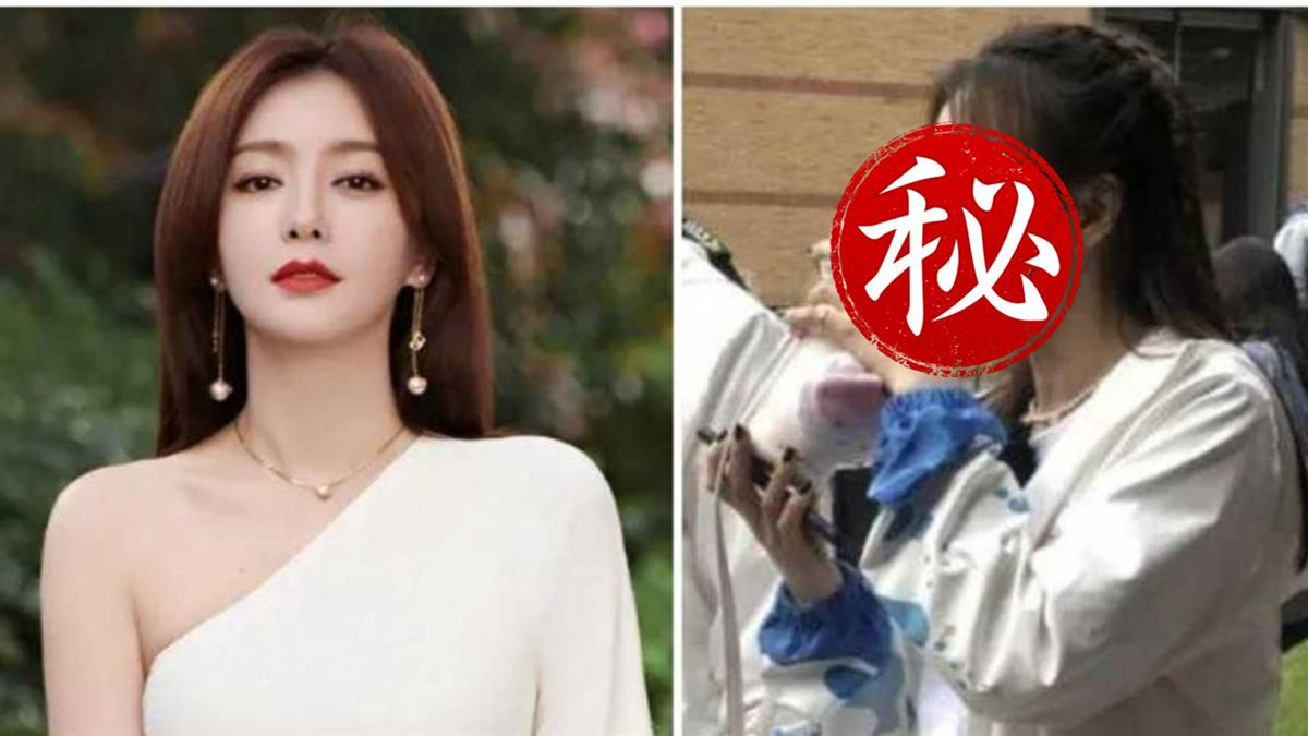 最美皇后崩壞? 41歲秦嵐被拍到「滿臉溝壑」超驚人