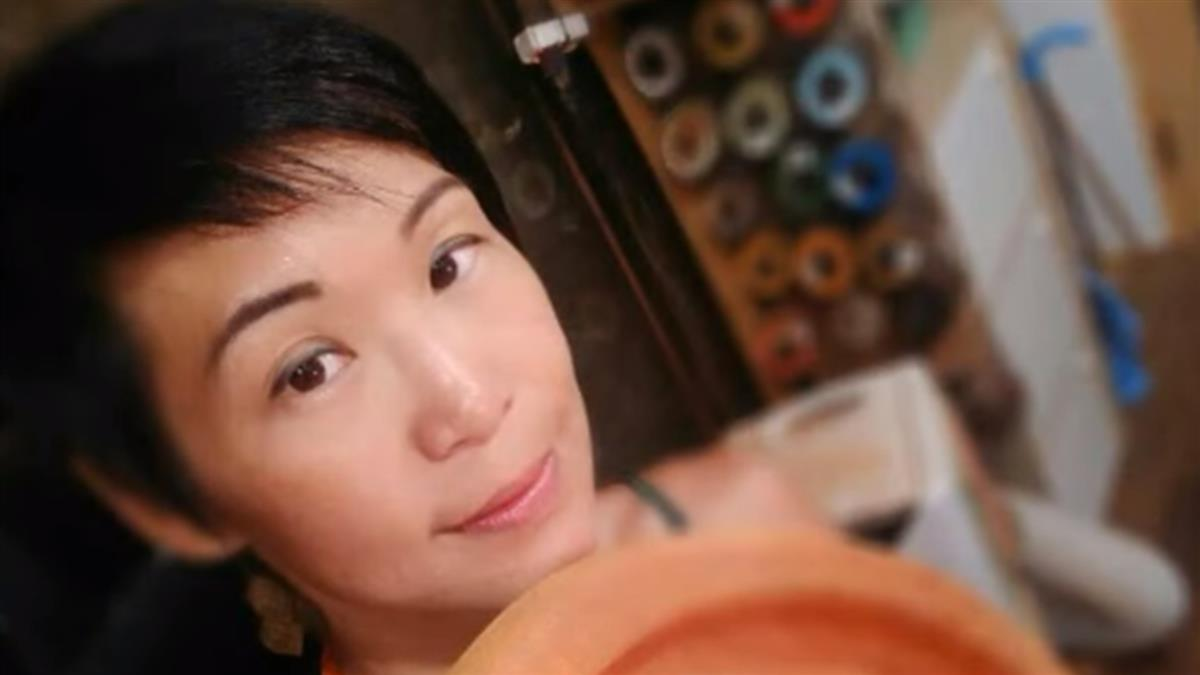 藝術家詹慧玲趕上課遭攔查 控警暴力推打上銬