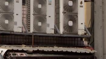 冷氣室外機防掉落 平台吊架安全性勝三角架