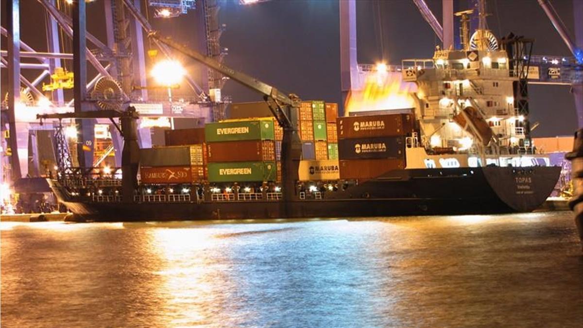 船長跑路!貨輪過境埃及遭扣押 他慘困蘇伊士運河4年