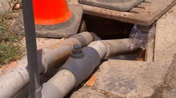 獨/高市工地地下水流放半年無回收利用 民眾:好浪費