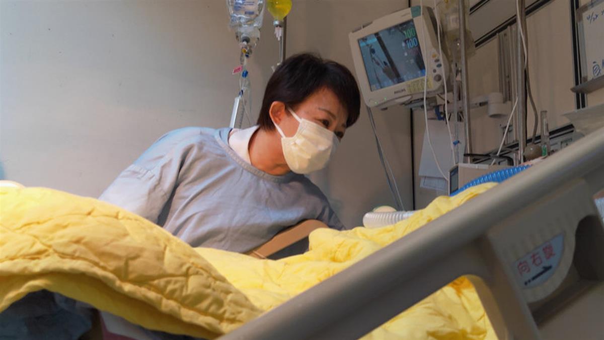 男童上柔道課遭重摔腦死 盧秀燕醫院探視:你很勇敢