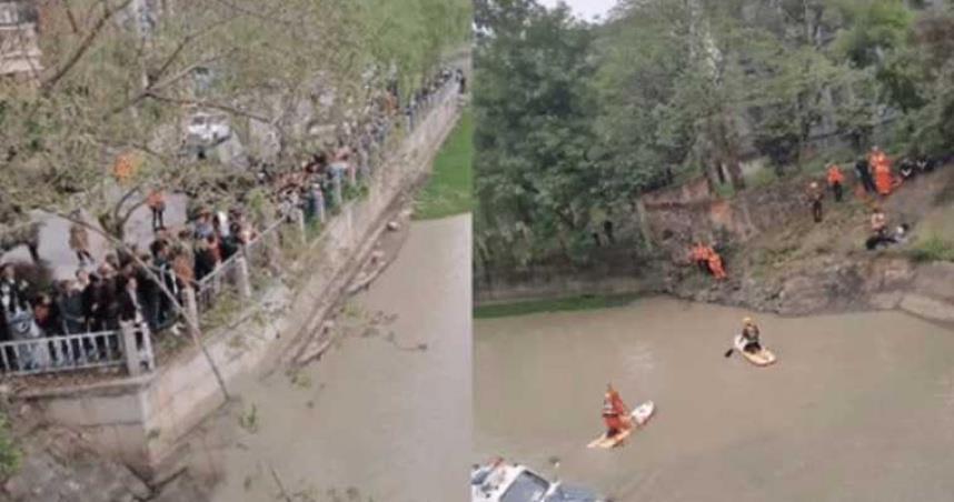 不爽玩手機被罵!16歲少女賭氣跳河 母嚇壞救人雙雙溺斃